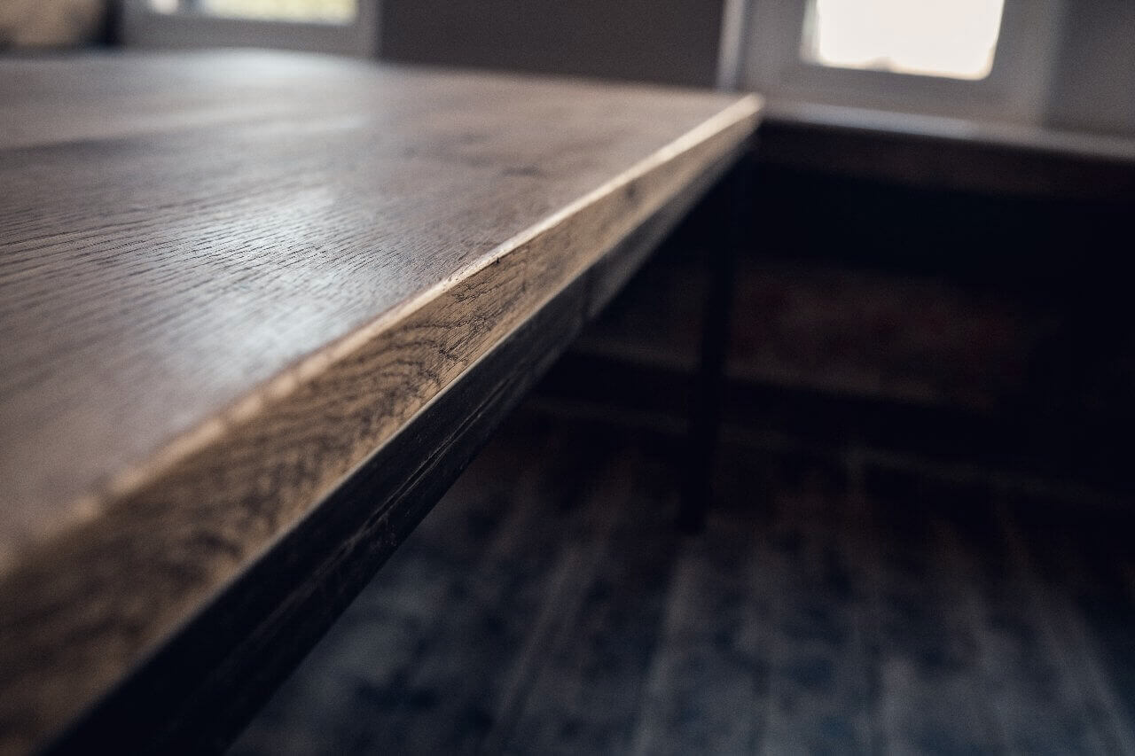 Table Close Up