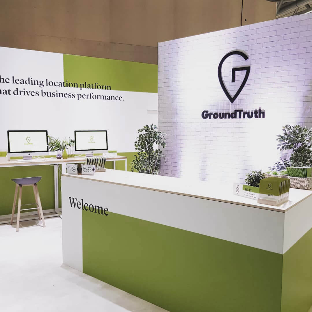 Exhibition at GroundTruth